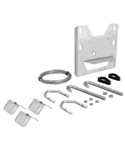 Maxview Chimney Fixing Kit, for mounting a TV or Radio aerial onto a chimney stack.