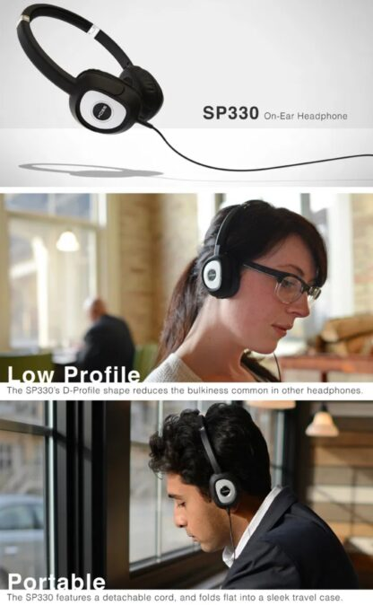 Koss SP330 Dynamic Headphones