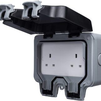 British General WP24 Weatherproof Power Sockets