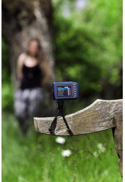 Hama flexible mini tripod for cameras.